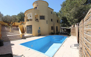 3 bedroom Townhouse in Polop  - LS114516