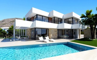 4 bedroom Villa in Altea  - SM117901