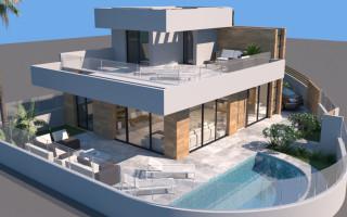 3 bedroom Villa in Pilar de la Horadada  - NP117070