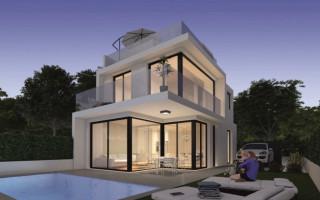 VIP-Klasse Haus in Benijófar, flache 168 m<sup>2</sup> - HQH113978
