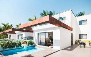 VIP-Klasse Haus in Rojales, flache 102 m<sup>2</sup> - ERF115319