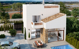 Willa w Los Alcázares, 2 sypialnie  - SGN8677