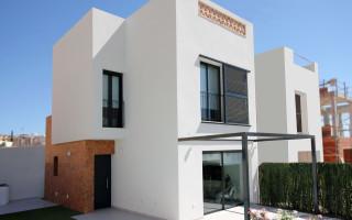 Wspaniała willa w Guardamar del Segura, 3 sypialnie, 125 m<sup>2</sup> - SL7191