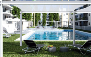 Wspaniała willa  z prywatnym basenem w La Marina - GV8051