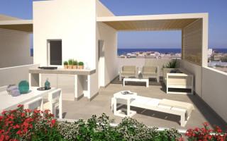 Wunderbare Wohnung in Torrevieja, 2 Schlafzimmer - TR114318
