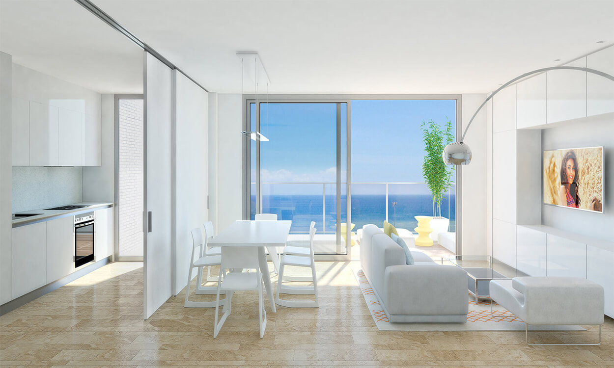 Buying an apartment in Spain