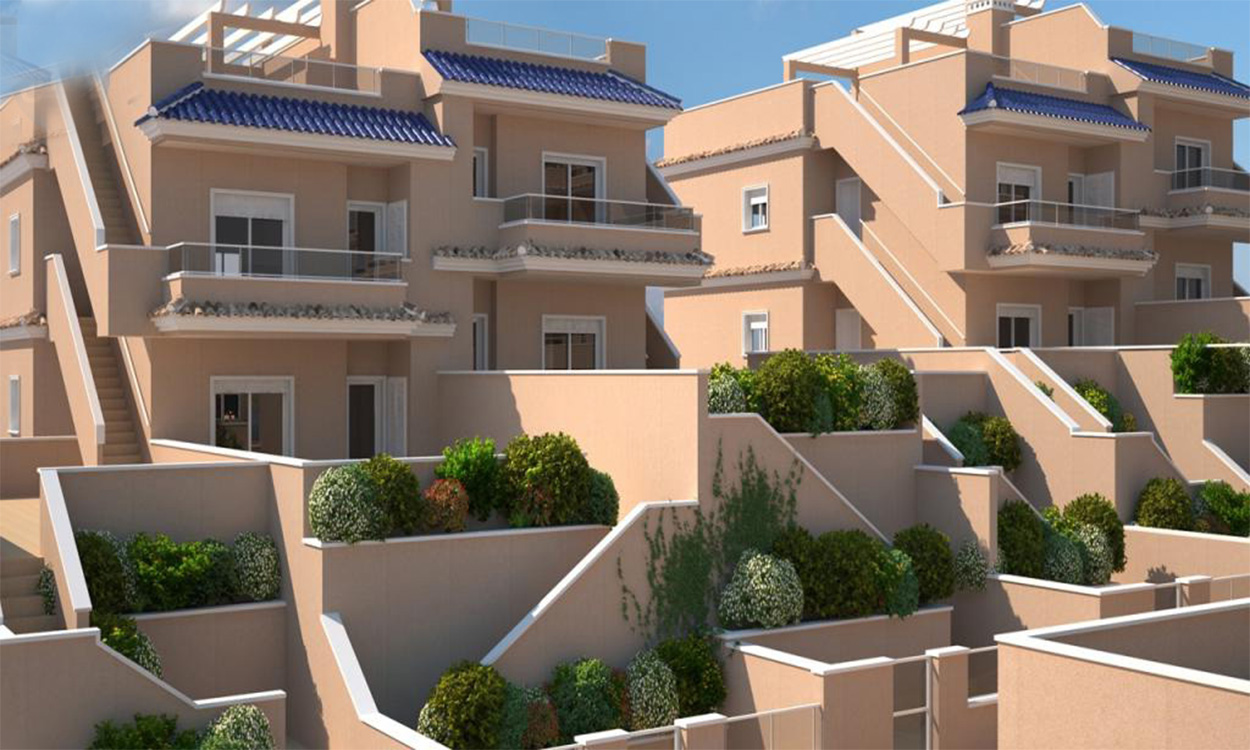 Buy bungalow on Costa Blanca