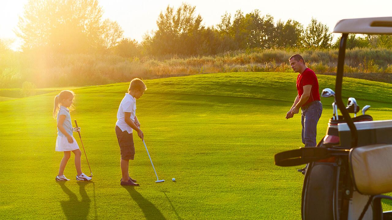 Costa Blanca golf courses