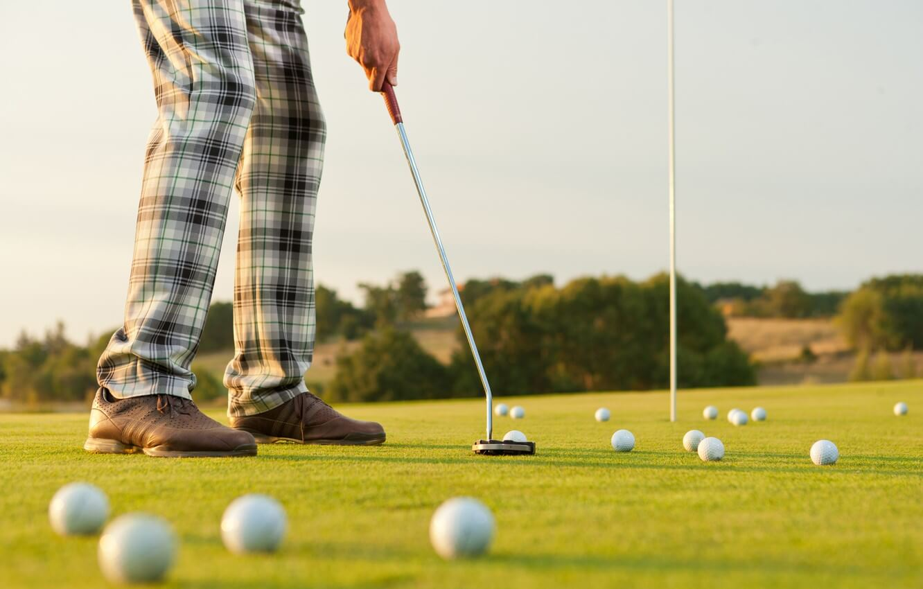 golf courses in Benijofar